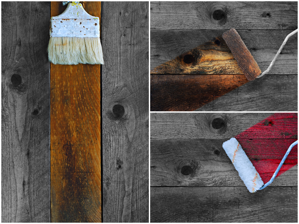 The Difference Between Paint And Stain
